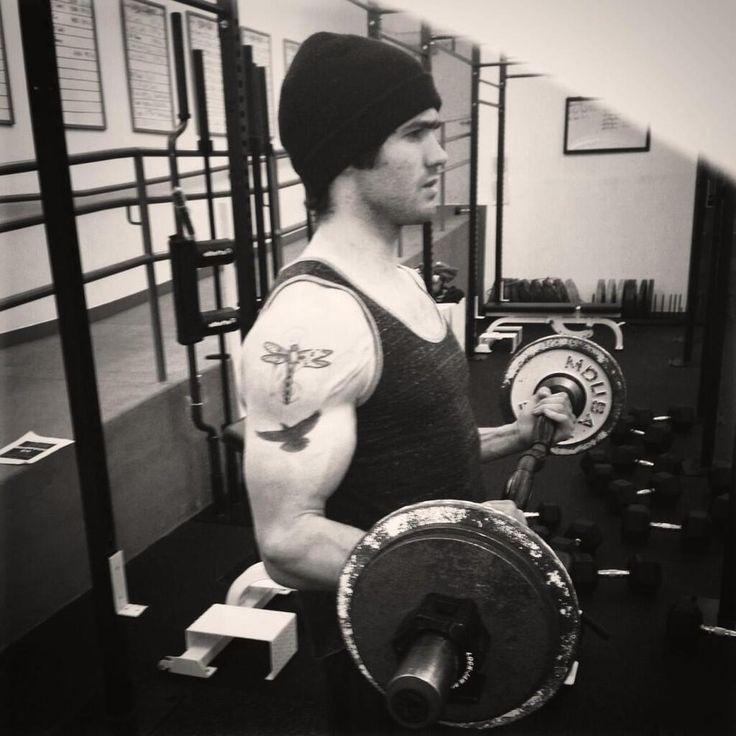 Steven R Mcqueen Workout