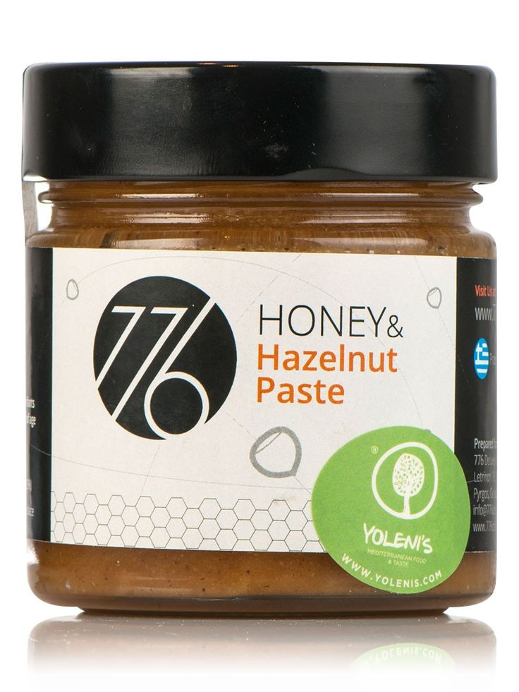 "Honey and Hazelnut ""776"" 8.8oz"