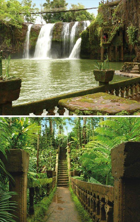 Paronella Park, Queensland, Australia
