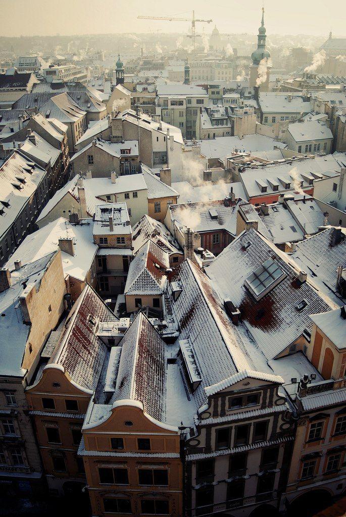 Prague, Czech. Republic - If i visit again, I will take. more. photos.