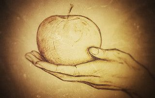 Biting the Alan's apple - Dino Olivieri | da ! / dino olivieri / www.onyrix.com