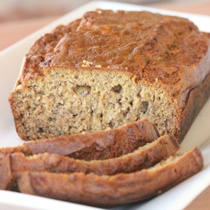 You are going to love this super moist banana bread recipe. My family just loves it. Next time you have over ripe bananas, make sure you make this banana bread.