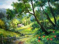 anca bulgaru paintings - Google Search