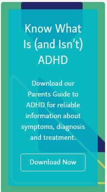 Parents Guide for Attention Deficit Hyperactivity Disorder (ADHD) | Child Mind Institute
