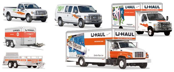 Pin By Jacob Thompson Arnone On U Haul Trucks Trucks U Haul Truck Uhaul