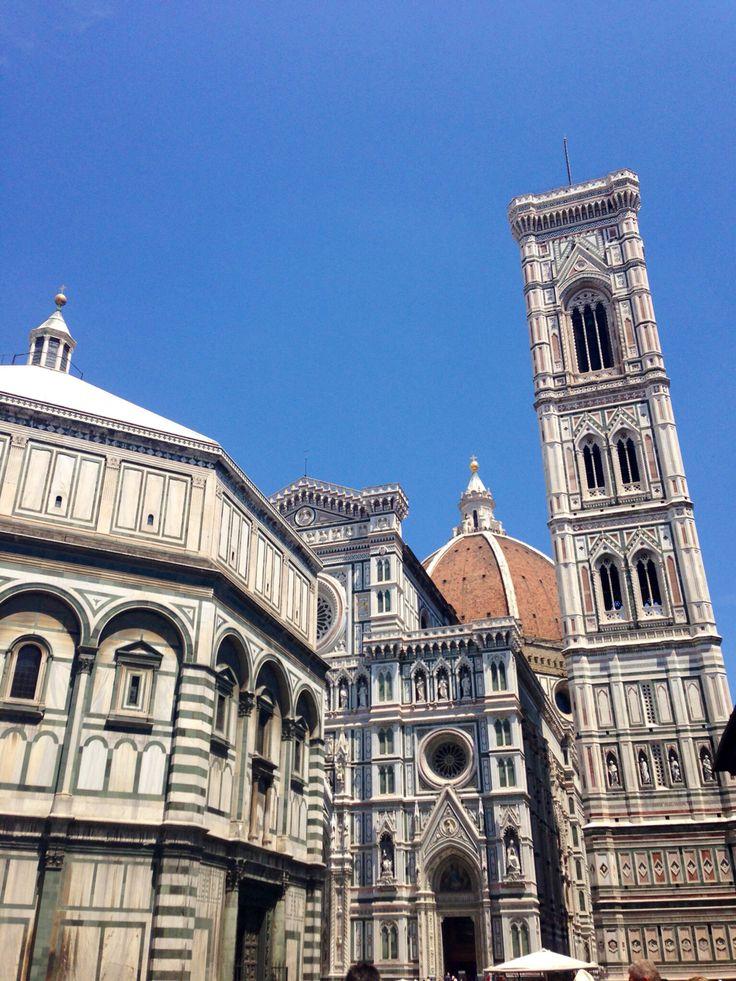 Marble wonders in Florence