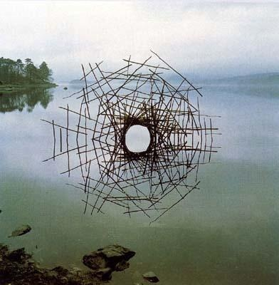 Andy Goldsworthy (Openings/Fragments questions)