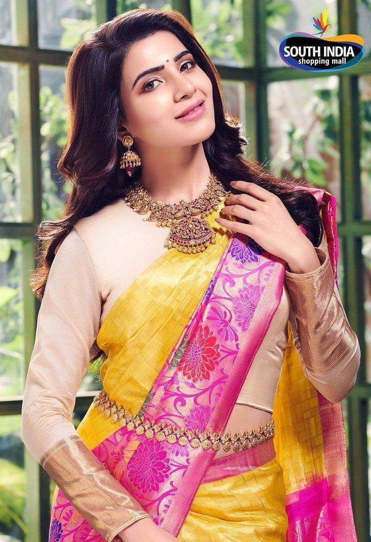 Samantha Ruth Prabhu | Princess in 2019 | Pinterest ...
