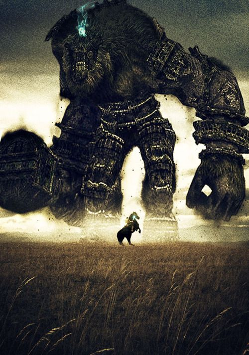 Shadow of the Colossus brought a unique art style and scale to games I hadn't seen before.  All around great game.