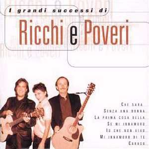 discografia ricchi e poveri -