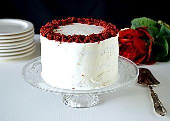 Red Velvet Cake ricetta originale americana