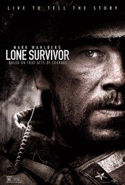 Lone Survivor; Marcus Luttrell and his team set out on a mission to capture or kill notorious Taliban leader Ahmad Shah, in late June 2005. Marcus and his team are left to fight for their lives in one of the most valiant efforts of modern warfare.