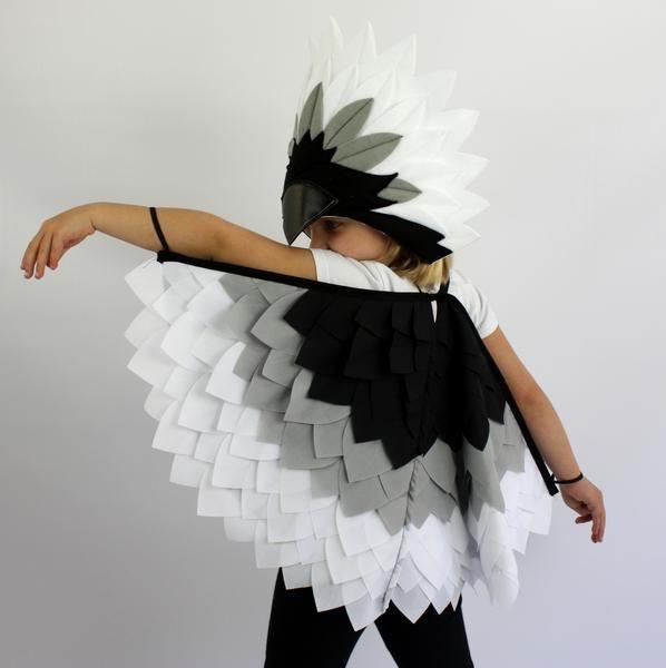 1000+ ideas about Bird Costume on Pinterest | Crow costume ...