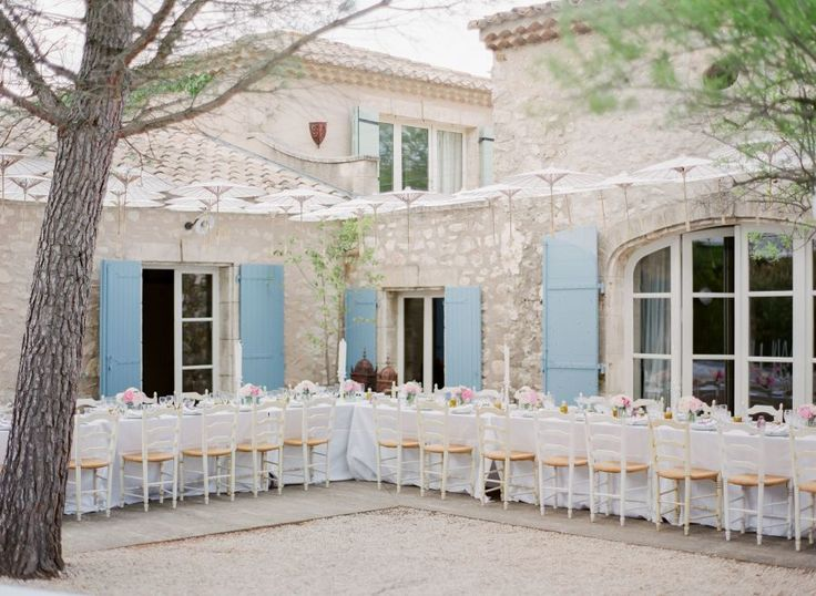 Photography: Peter & Veronika - peterandveronika.com   Read More on SMP: http://www.stylemepretty.com/2016/08/29/fashionable-destination-provence-wedding/
