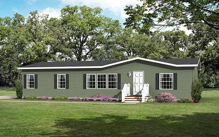 Mobile Home Exterior Paint Custom With Picture Of Mobile Home