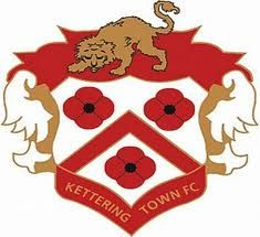 KETTERING TOWN  FC    -  KETTERING  - northamptonshire-
