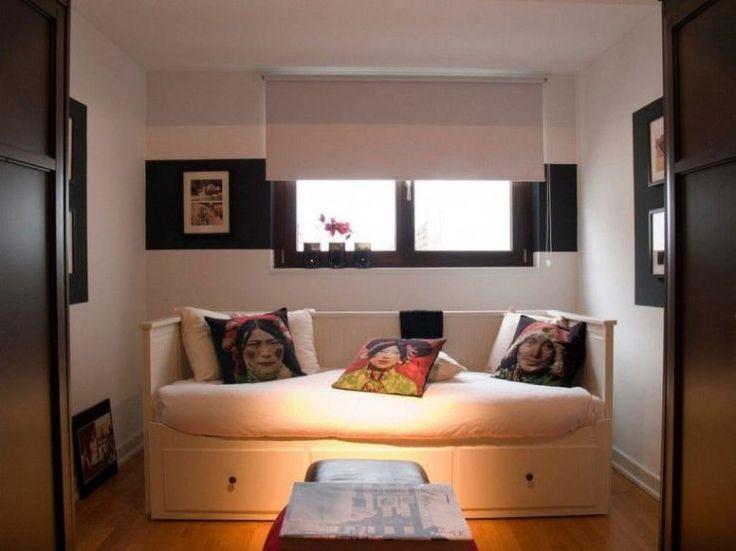 Die besten 25+ Ikea hemnes tagesbett Ideen auf Pinterest Hemnes - schlafzimmer ohne fenster