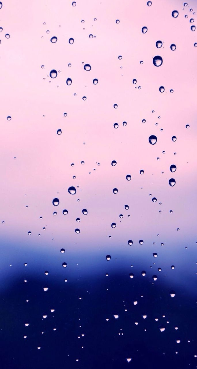 Navy blue lilac pink ombre water droplets iphone phone wallpaper background lock screen