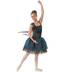 672(Tie Dye Skirted Leotard) - Liberts    Dead Garden Costume 3- Mix and Match-Dancers