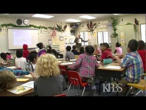 """KPBS covers arts integration (using music to engage young learners in """"academic"""" topics) LOVE it #pubmedia"""