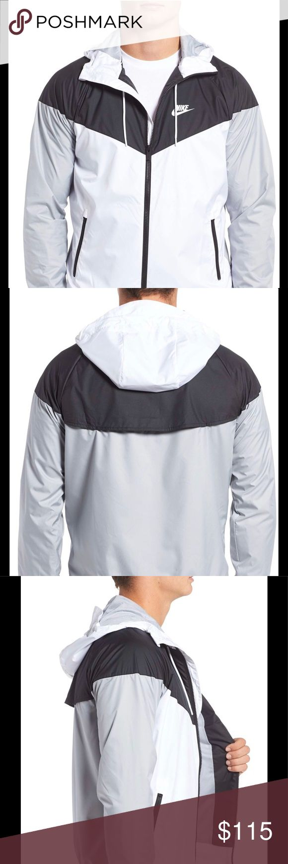 Men's Nike windrunner jacket large. Brand new. Nike Sportswear Windrunner Men's Jacket updates a classic, running-inspired layer with a color-blocked design on lightweight fabric for an iconic look and lasting comfort. Nike Jackets & Coats