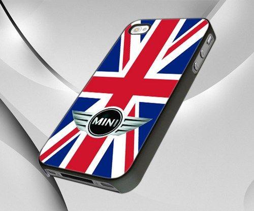 mini cooper union jack custom iphone 5 case whidcases. Black Bedroom Furniture Sets. Home Design Ideas
