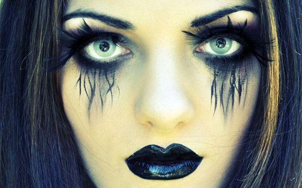 Dicas de Maquiagem para Halloween