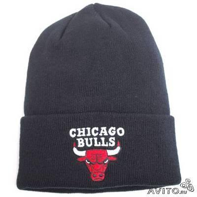 Шапка chikago bulls