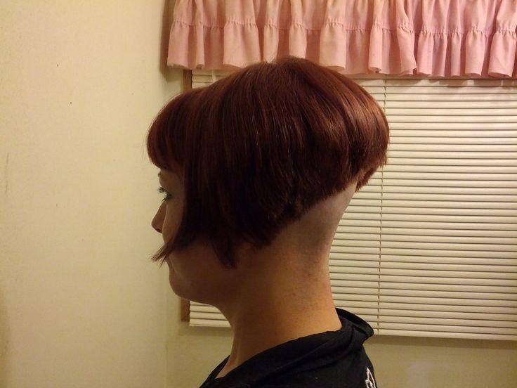Fille chinoise Bob coupe de cheveux # coiffure