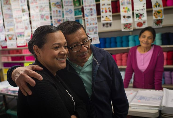 Pasco couple built strong business, close family, despite immigration status. Gloria Ochoa-Bruck came to America as an undocumented baby. She went on to law school and now serves in Spokane Mayor David Condon's Cabinet.