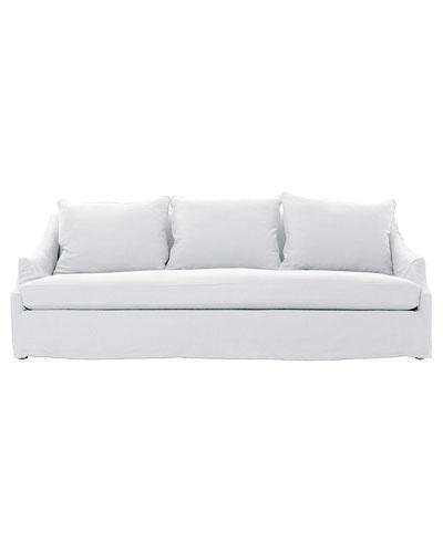Love This Morgan Slipcover Sofa! (Mitchell Gold+Bob