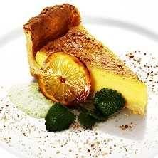 Lemon tarte Marco Pierre White