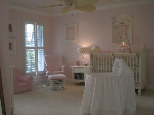 A Room Fit For Princess Grace - Nursery Designs - Decorating Ideas - HGTV Rate My Space