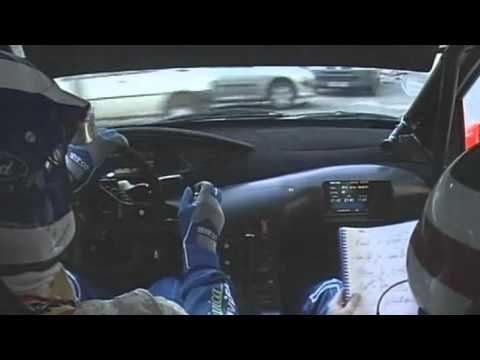 Colin McRae Col de Turini Incar – SS12 WRC Rallye Monte Carlo 2002 : The co drivers just don't get enough credit!!! Amazing what they do!
