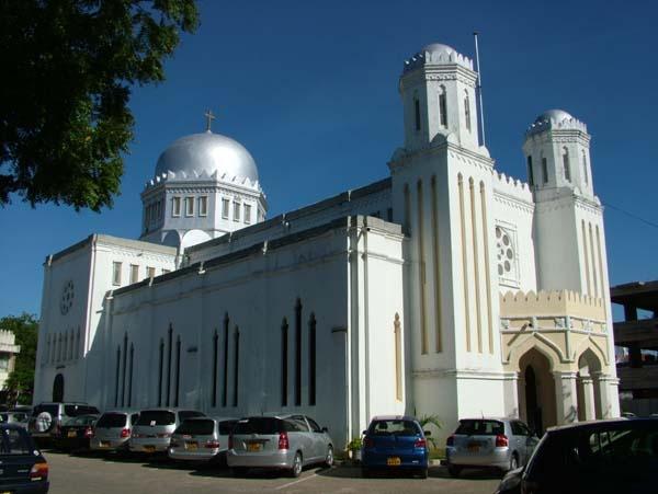 Anglican Cathedral - Mombasa, Kenya