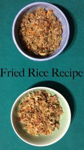 Follow our tricks, and you will get a tasty and perfectly cooked fried rice