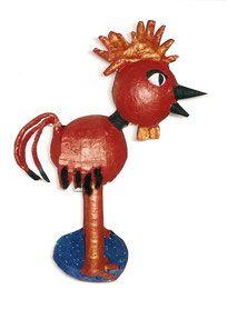 Kunstgalerie der rote Hahn, hier findest du zahlreiche Beispiele für den Kunstunterricht der Klassen 1-6