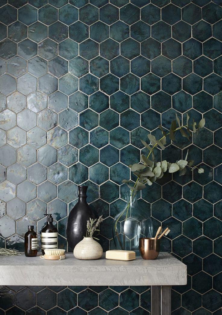 25 Best Ideas About Hexagon Tiles On Pinterest Other