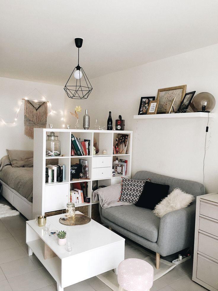 Youtube Zakia Chanell Pinterest Elchocolategirl Instagram Elchocolategirl Snapchat Studio Apartment Decorating Apartment Room Small Apartment Decorating