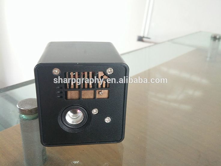 UNIC New Arrival 1080P HD DLP Pocket Mini LED Pico Magic Cube Projector Home Theater with battery powered