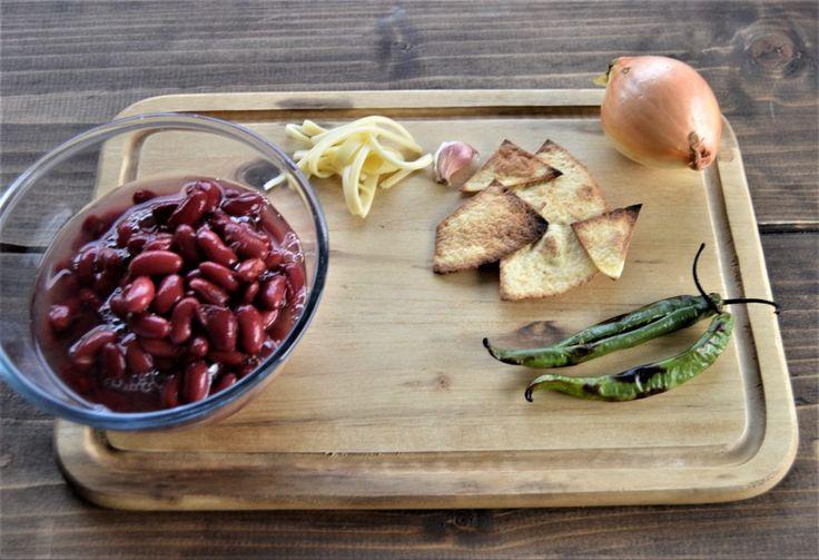 Frijoles refritos (Refried beans) – Meksikansk Mat