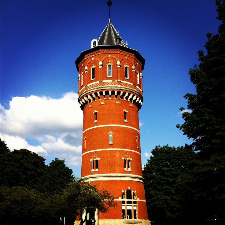 Watertoren = Water Tower