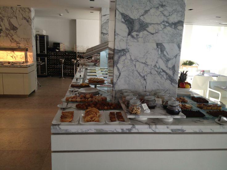 Greek breakfast #tradition #gastronomy #Patmos