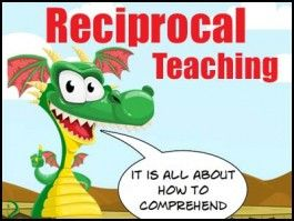 Reciprocal Teaching / Reciprocal Reading Cards - a free collection of prompt cards to help you implement this strategy.
