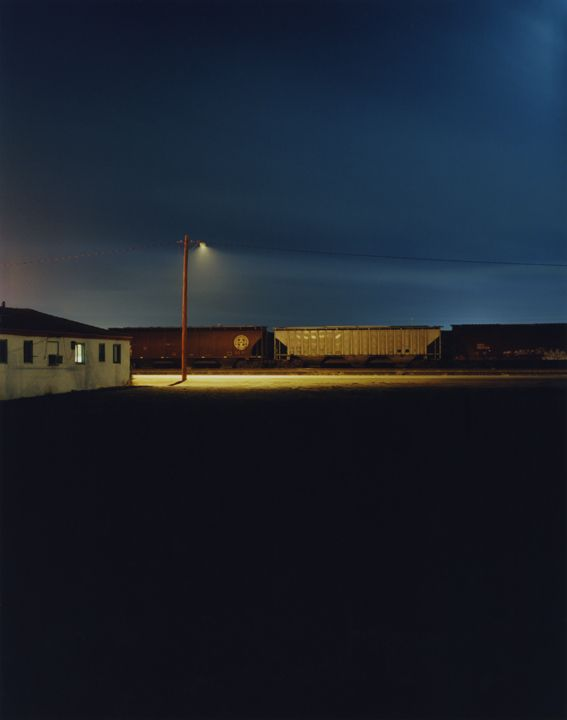 One of my favourite Photographers. - Todd Hido