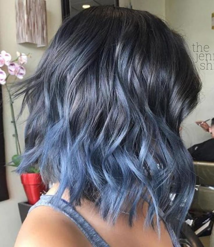Ombre Short Hairstyles 2018 Trend Ombre Hair Color Short Haircut
