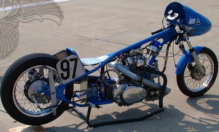 Yamaha xs650 drag bike custom motorcycles pinterest for Yamaha drag bike