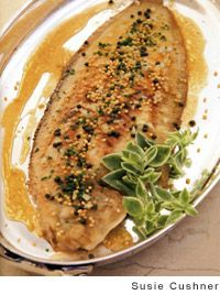 Sole petite Grenobloise | Fish Recipes | Pinterest