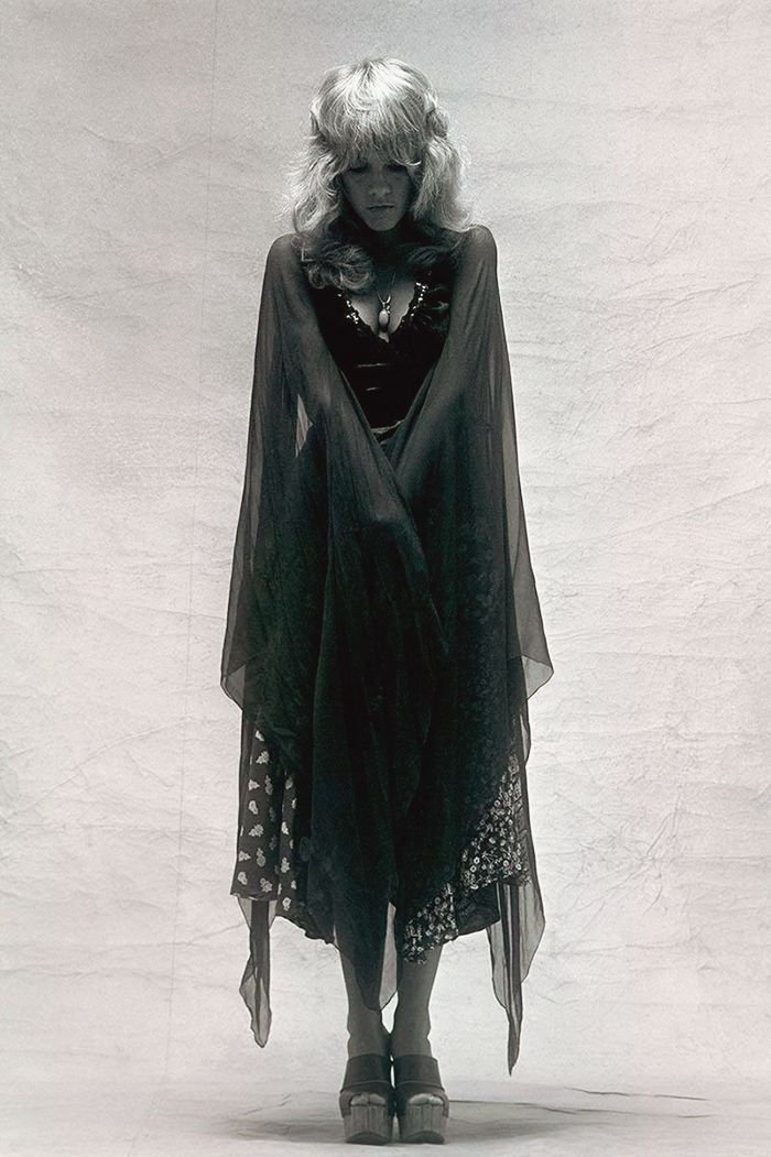 Stevie Nicks, photo by Sam Emerson