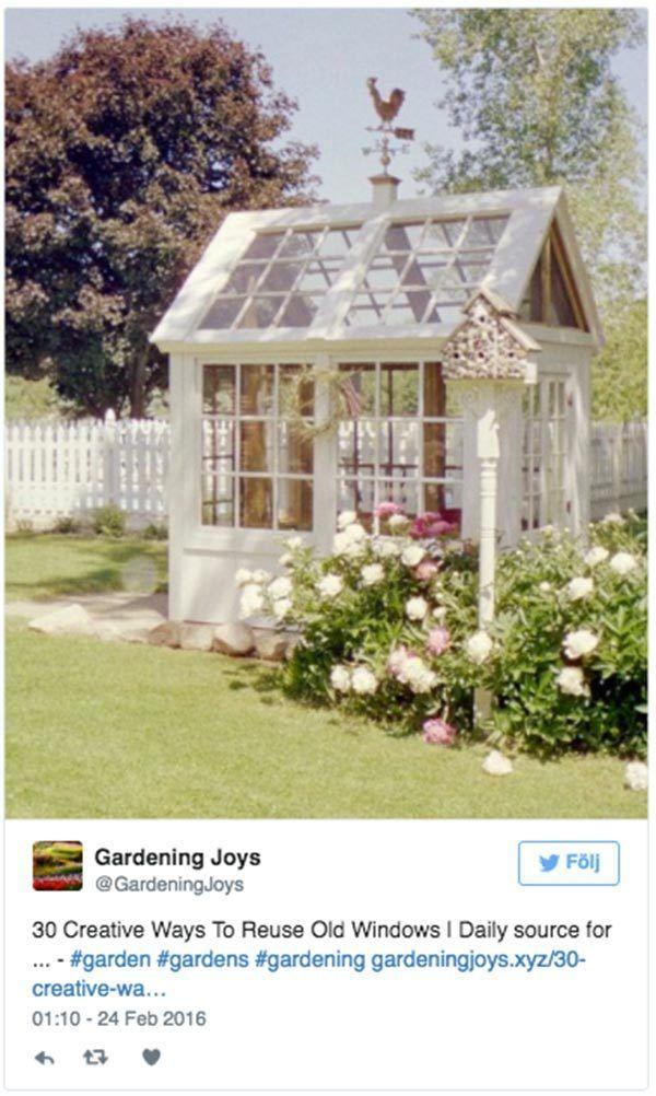 Löytyykö varastostasi vanhoja ikkunoita? Onnittelut! — älä missään nimessä heitä niitä kaatopaikalle | Newsner